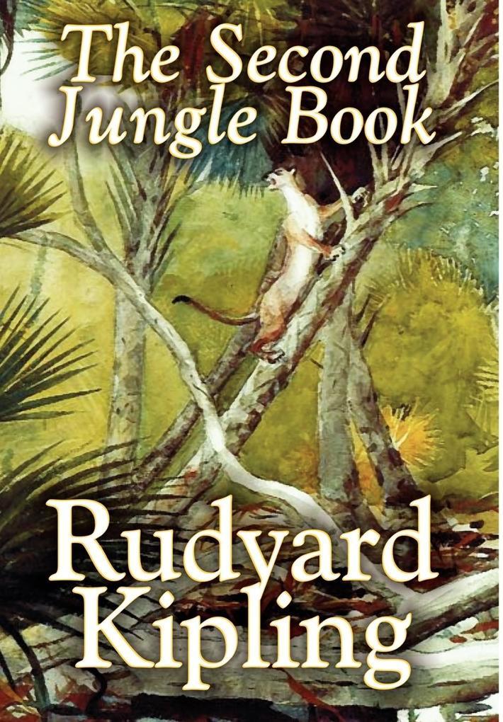 The Second Jungle Book als Buch