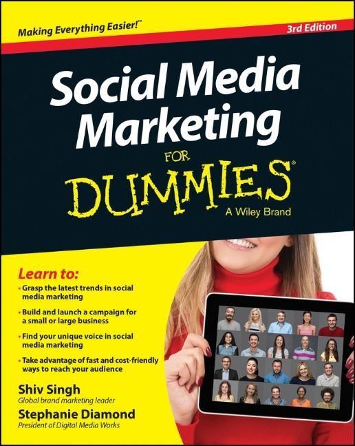 Social Media Marketing For Dummies als Buch von...