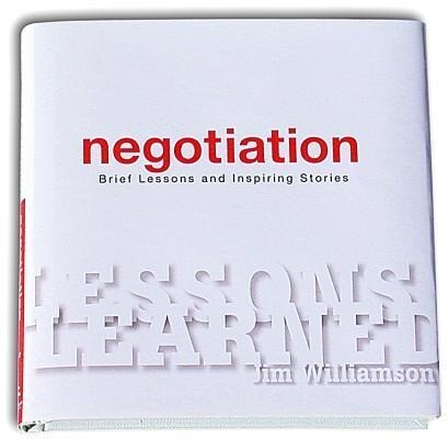 Lessons Learned: Negotiation: Brief Lessons and Inspiring Stories als Buch