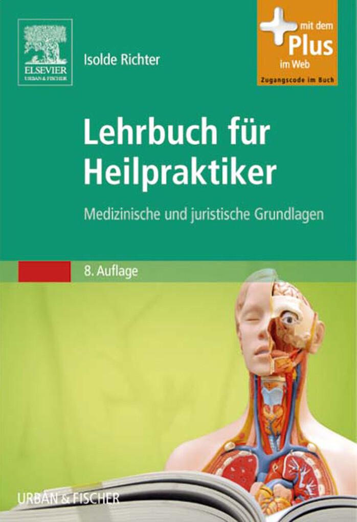 Lehrbuch für Heilpraktiker als eBook Download v...