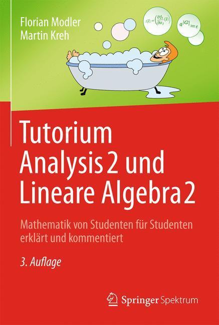 Tutorium Analysis 2 und Lineare Algebra 2 als Buch