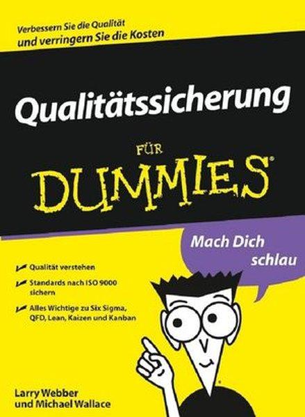 Qualitätssicherung für Dummies als eBook Downlo...