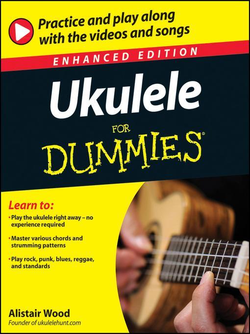 Ukulele For Dummies, Enhanced Edition als eBook...
