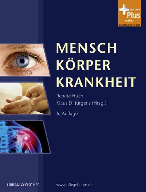 9783437596391 - Mensch Körper Krankheit - Renate Huch; Klaus D. Jürgens