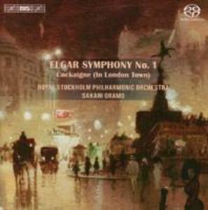 Sinfonie 1/Cockaigne Overture als CD
