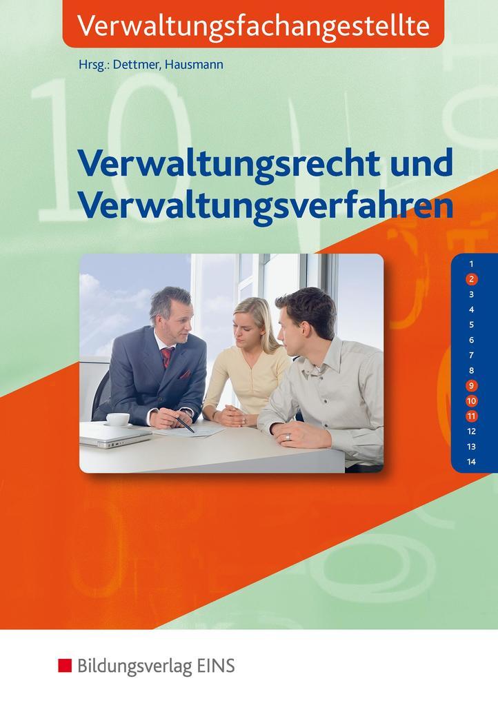 Verwaltungsrecht und Verwaltungsverfahren. Lehr-/Fachbuch als Buch