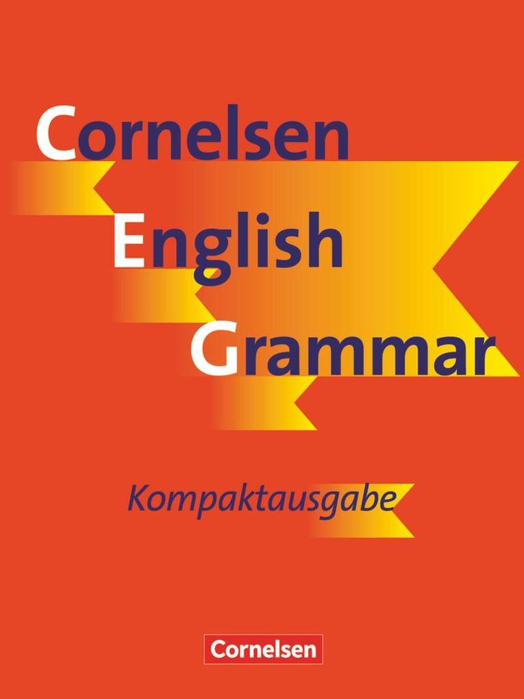 English G. Kompaktausgabe. Grammatik als Buch