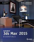 Autodesk 3ds Max 2015 Essentials