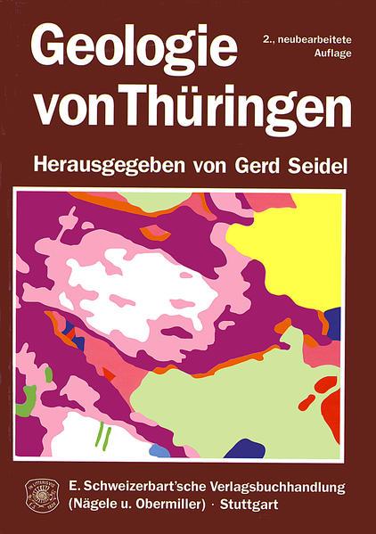 Geologie von Thüringen als Buch