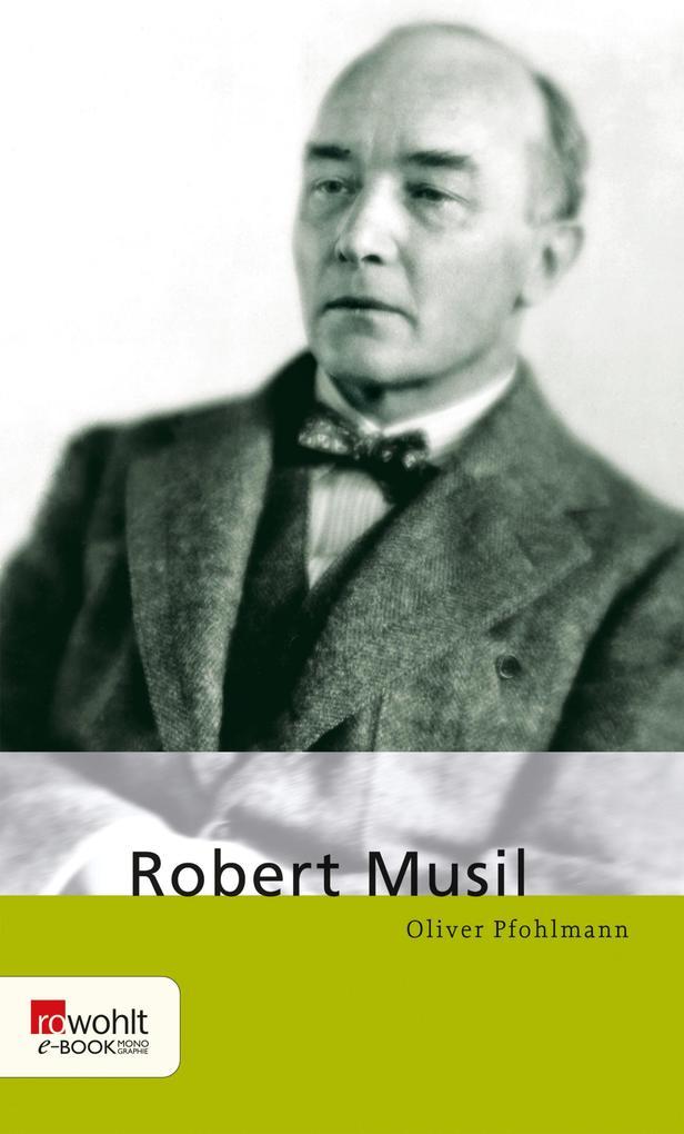 Robert Musil als eBook