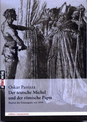 Der teutsche Michel und der römische Papst als Buch