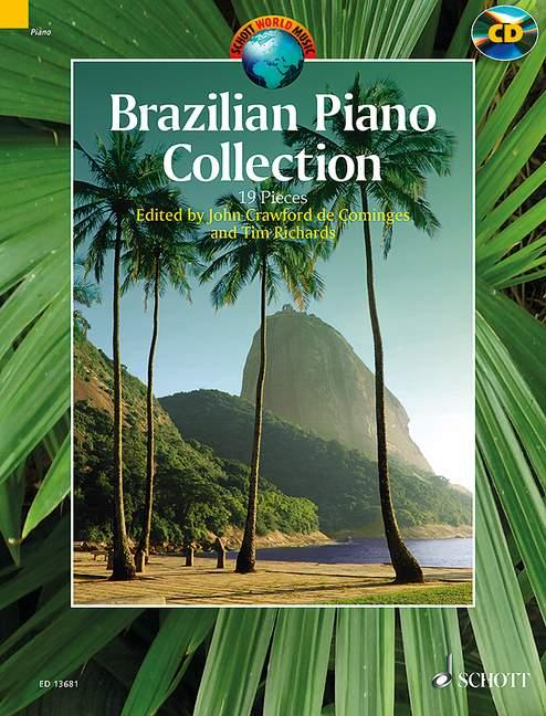 Brazilian Piano Collection als Buch