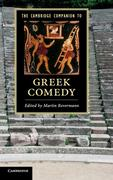 The Cambridge Companion to Greek Comedy