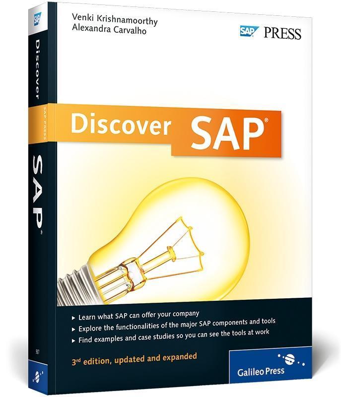 Discover SAP als Buch von Venki Krishnamoorthy,...