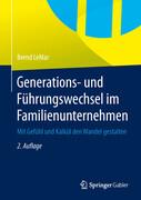 Generations- und Führungswechsel im Familienunternehmen