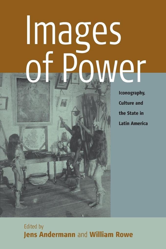 Images of Power als Taschenbuch von