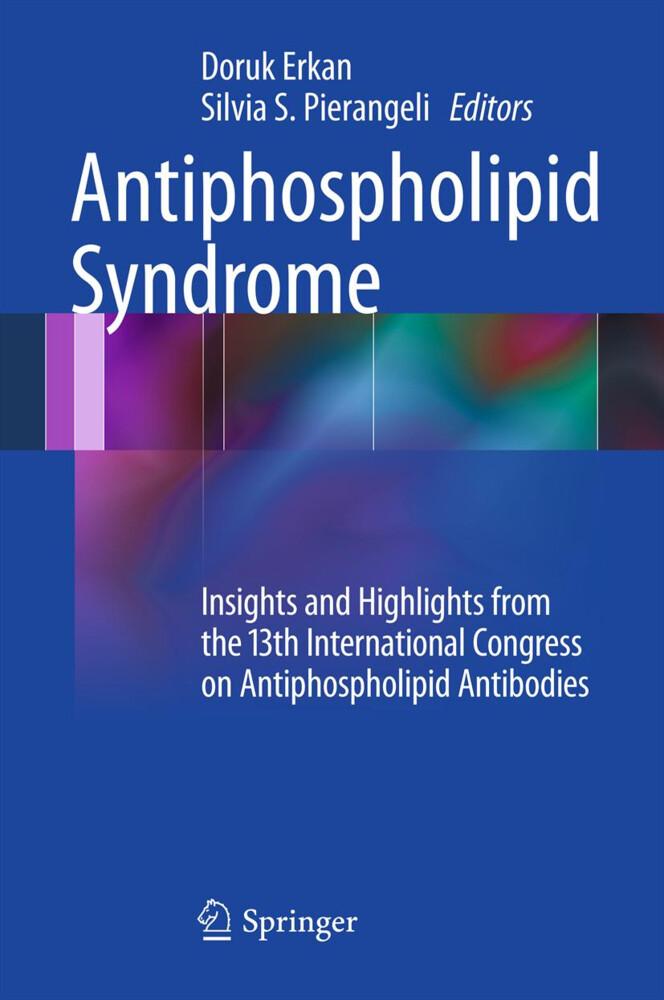 Antiphospholipid Syndrome als Buch von