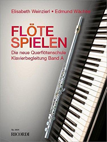 Flöte Spielen - Klavierbegleitungen Band A als ...