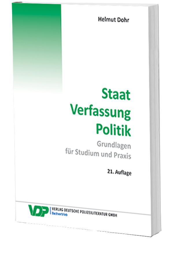 Staat - Verfassung - Politik als Buch von Helmu...