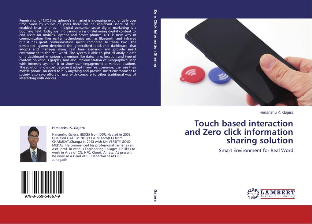 Touch based interaction and Zero click informat...