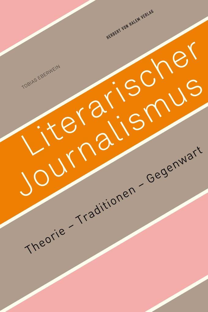 Literarischer Journalismus als eBook Download v...