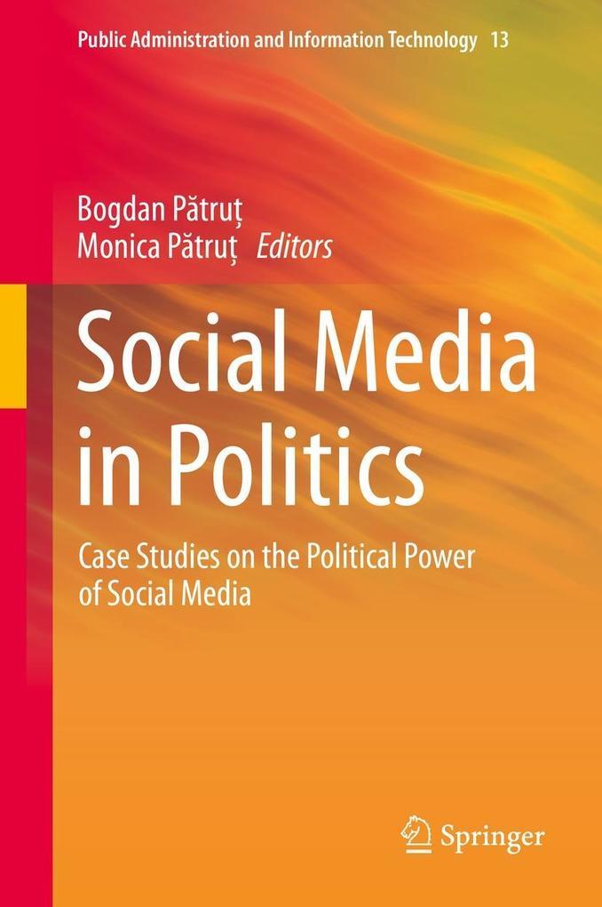 Social Media in Politics als eBook Download von
