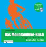 Mountainbike-Buch: Bayerische Voralpen