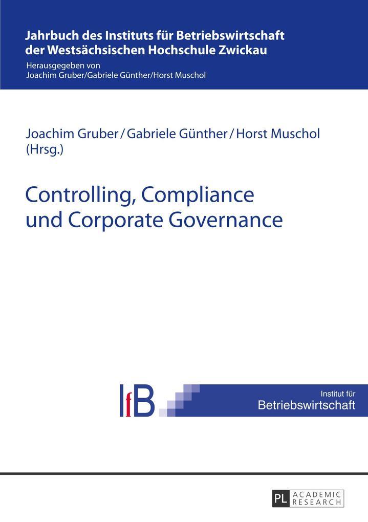 Controlling, Compliance und Corporate Governanc...