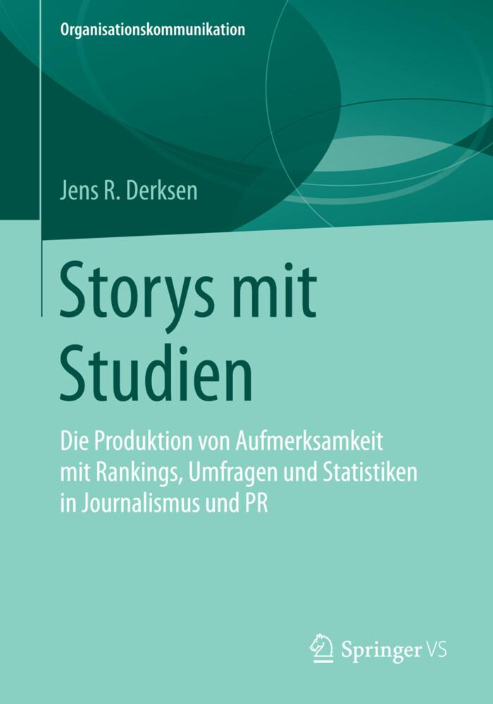 Storys mit Studien als Buch von Jens R. Derksen