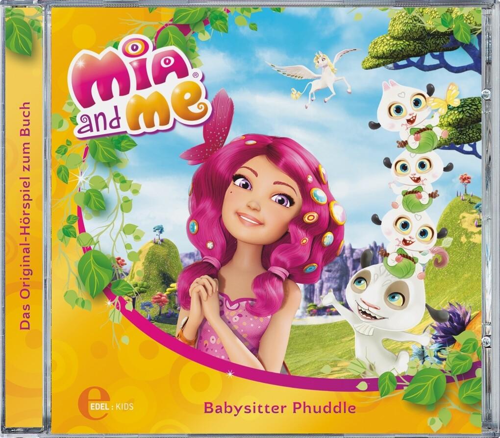 Mia and Me - Das Original-Hörspiel zum Buch 01....