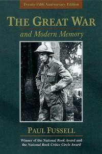 Great War and Modern Memory als eBook Download ...