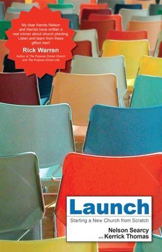 Launch als eBook Download von Nelson Searcy