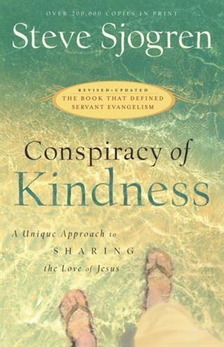 Conspiracy of Kindness als eBook Download von S...