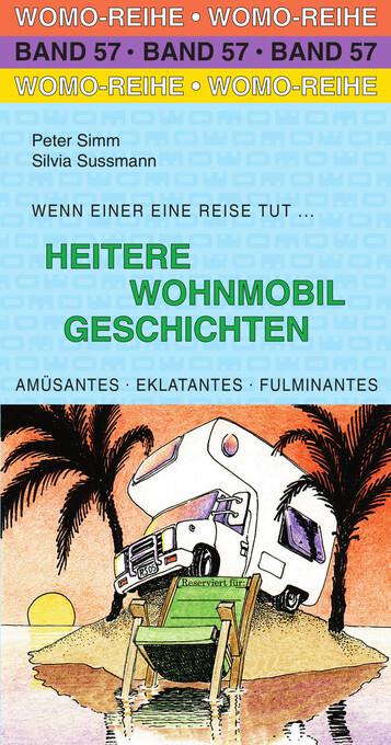 Heitere Wohnmobil Geschichten als eBook Downloa...