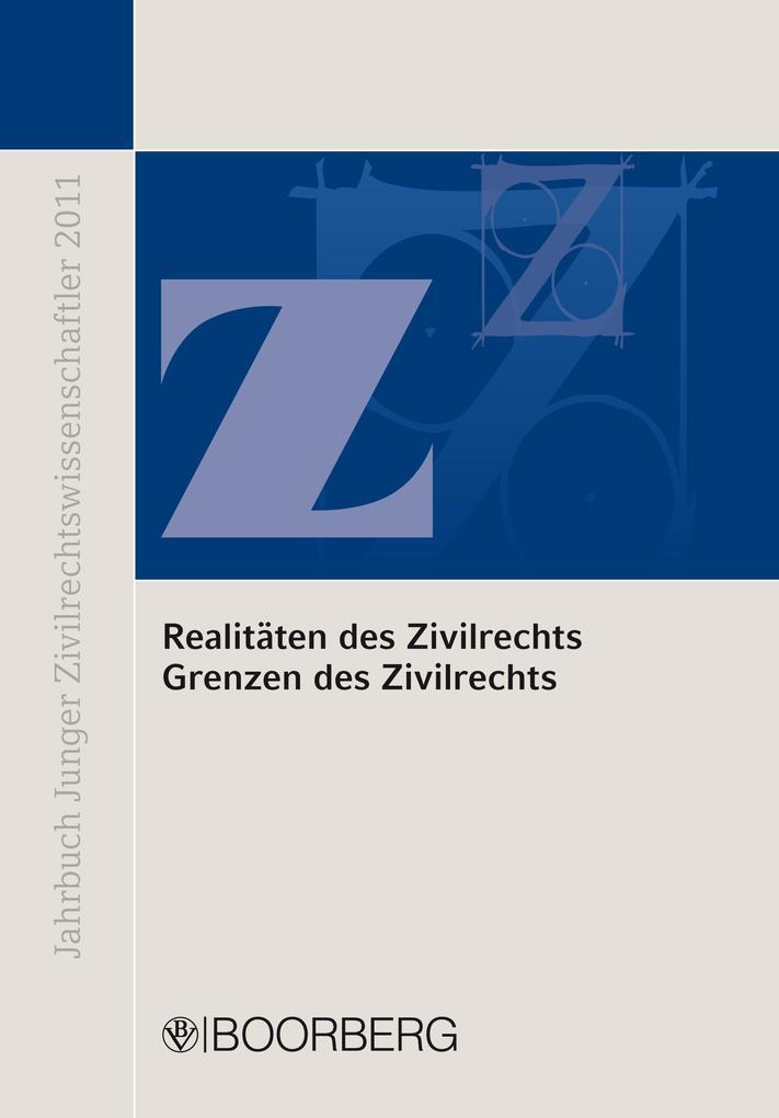 Realitäten des Zivilrechts Grenzen des Zivilrec...