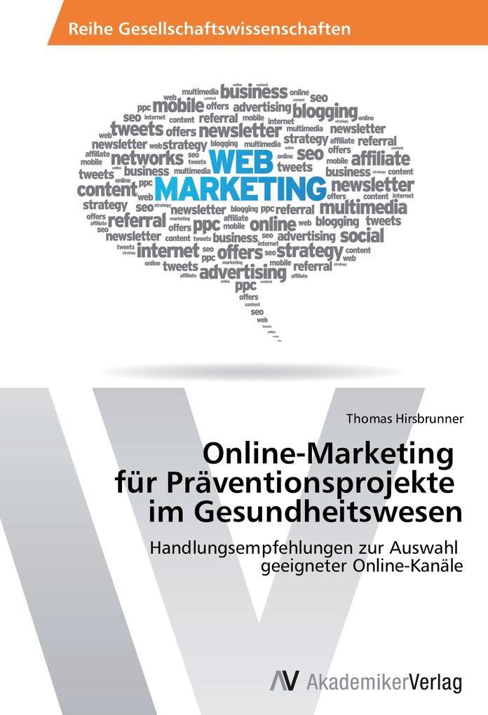 Online-Marketing für Präventionsprojekte im Ges...