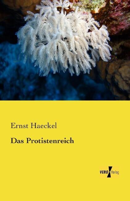 Das Protistenreich als Buch von Ernst Haeckel