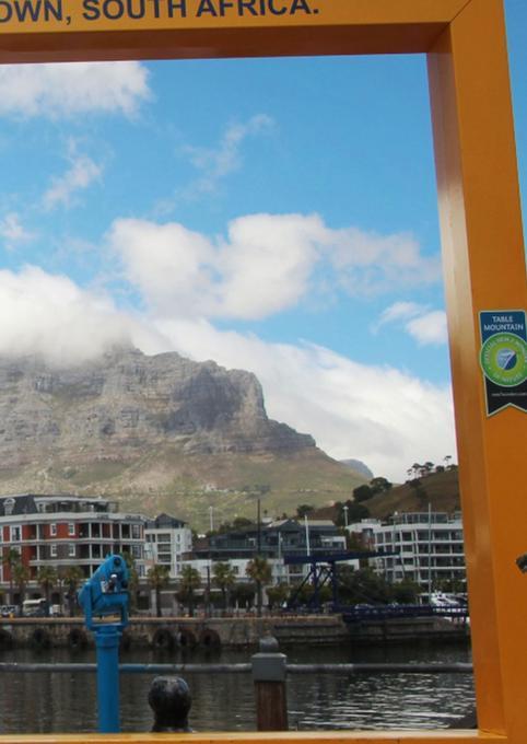 Südafrika als Buch von Andrea Habla