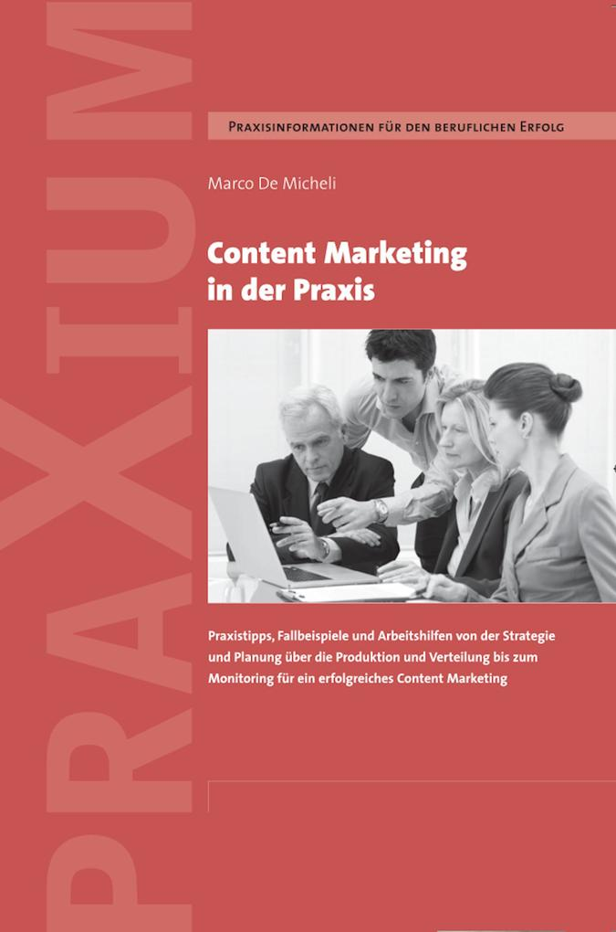 Content Marketing in der Praxis als eBook Downl...