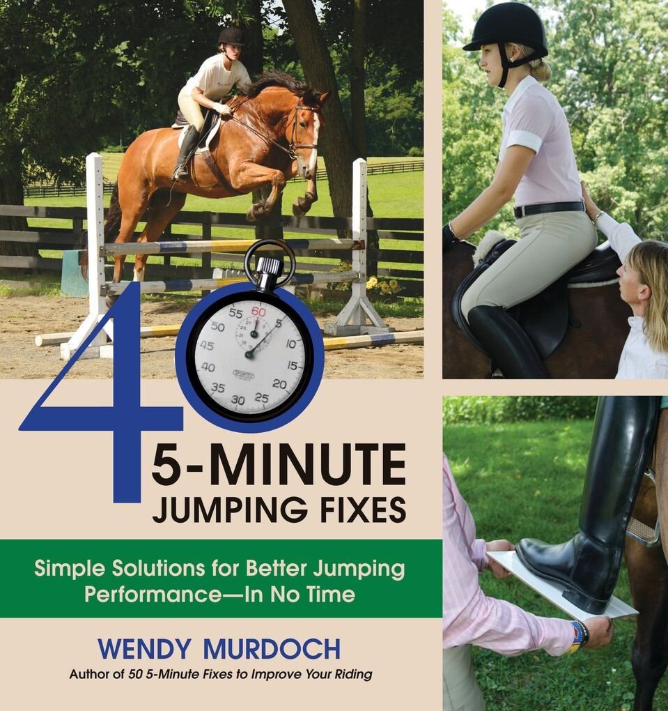 40 5-Minute Jumping Fixes als eBook Download vo...