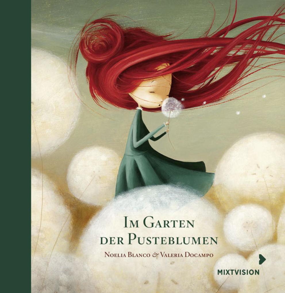 Im Garten der Pusteblumen als eBook
