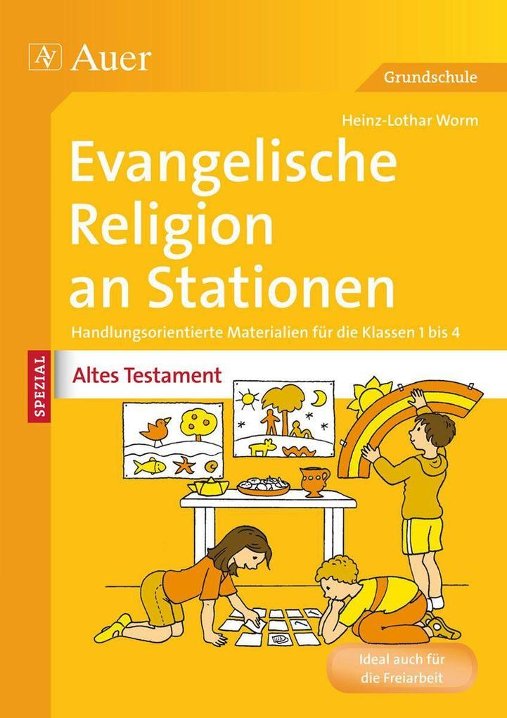 Ev. Religion an Stationen Spezial Altes Testame...