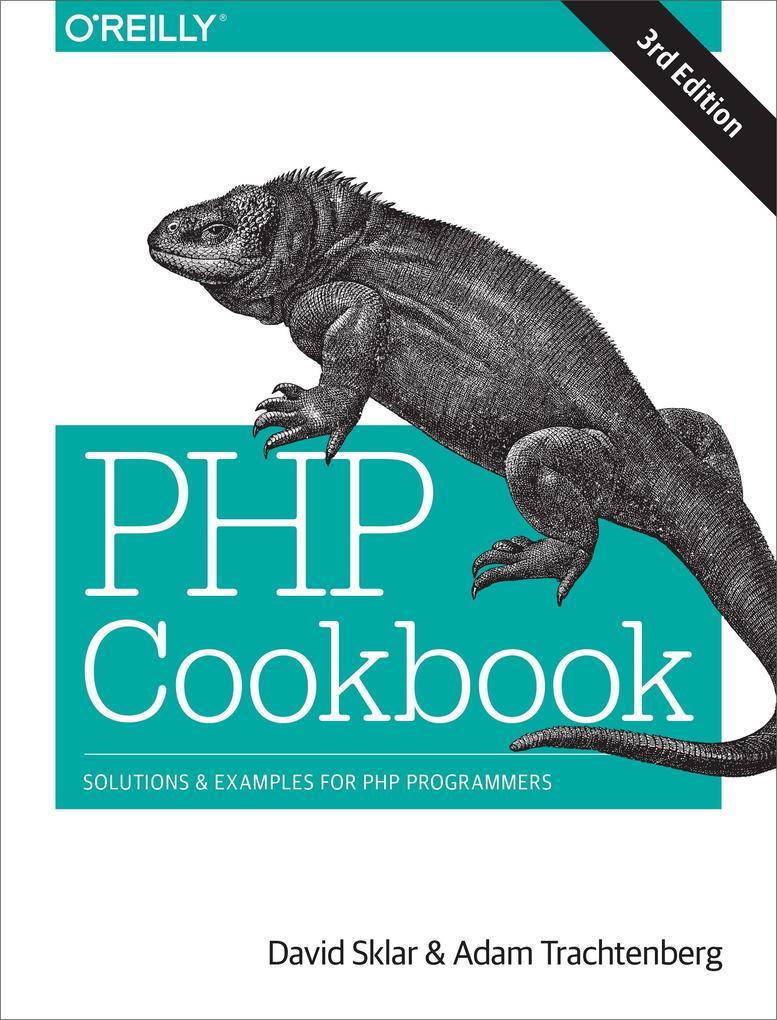 PHP Cookbook als eBook Download von David Sklar...