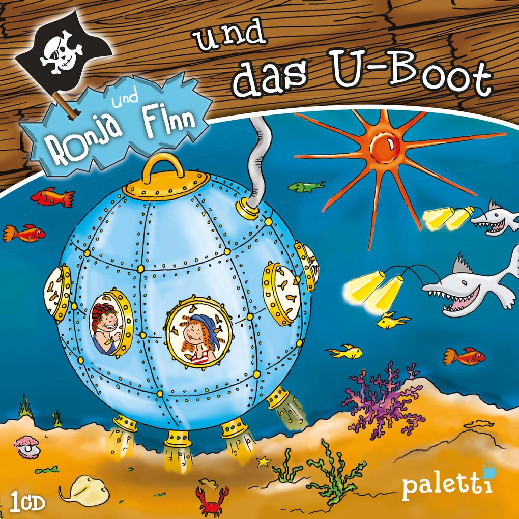 Ronja und Finn und das U-Boot als Hörbuch Downl...