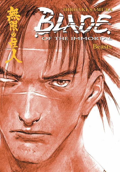 Blade of the Immortal Volume 11: Beasts als Taschenbuch