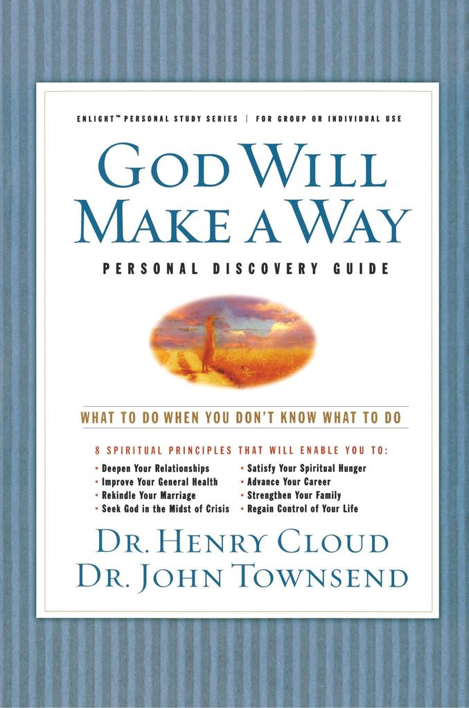 God Will Make a Way Personal Discovery Guide als Buch