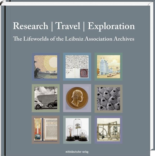 Research, Travel, Exploration als Buch von