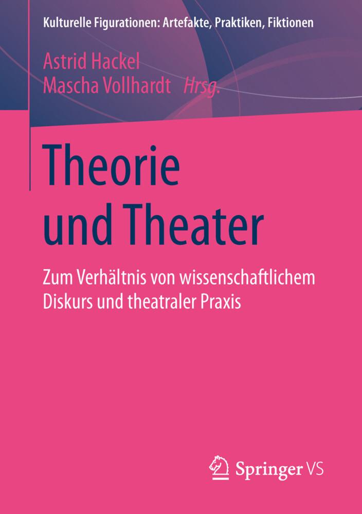 Theorie und Theater als Buch von
