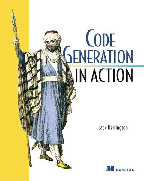 Code Generation in Action als Buch