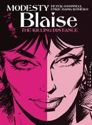 Modesty Blaise: The Killing Distance